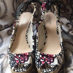 8c53bce247cb Women s Coach Shoes Outlet on Poshmark